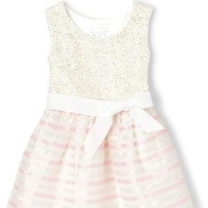 NWT - The Children's Place Sparkle Dress